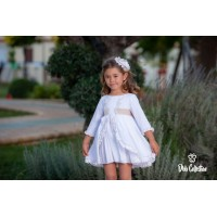 Vestido niña 4615 DBB