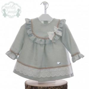 Vestido bebé Dakota MARTA Y PAULA 5100