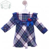 Vestido bebé Colibrí 5103 MARTA Y PAULA