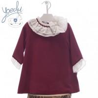 Vestido infantil Grimm 5132 YOEDU