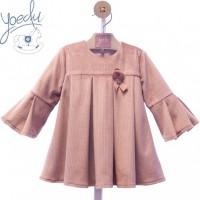 Vestido infantil Milú 5150 YOEDU