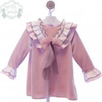 Vestido infantil Cuco 5153 MARTA Y PAULA