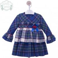 Vestido infantil Colibrí 5154 MARTA Y PAULA
