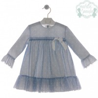 Vestido infantil Magia 5161 MARTA Y PAULA