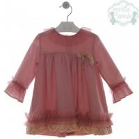 Vestido infantil Trampolín 5166 MARTA Y PAULA