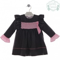 Vestido infantil Circulo 5172 MARTA Y PAULA