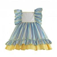 Vestido infantil 0627 MIRANDA