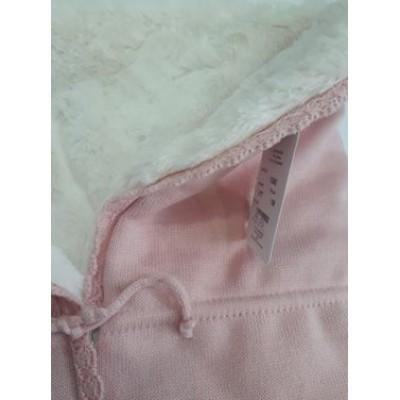 Saco osito punto rosa palo GRANLEI 1090