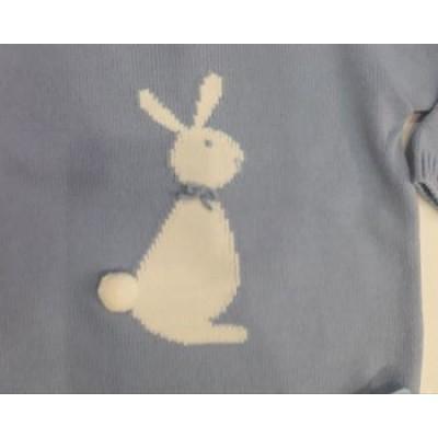 Jersey niño conejo azul cielo GRANLEI 1164