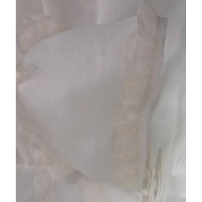Pelele bautizo  con capota LILUS 23507