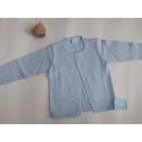 chaqueta algodón niño celeste GRANLEI