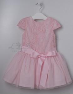 Vestido rosa ceremonia. LOAN BOR. 2452