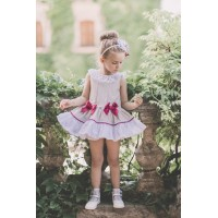 Vestido infantil niña. DOLCE PETIT. 2204