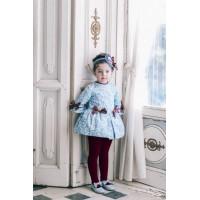 DOLCE PETIT vestido niña  2233 invierno 2017