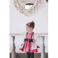 DOLCE PETIT vestido niña 2230v invierno 2017