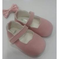 zapatos rosa palo CUQUITO  7335