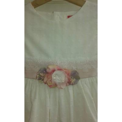 Vestido Plumeti ceremonia LILUS  26150