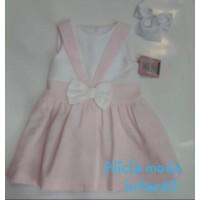 Vestido infantil Venecia 0502 YOEDU