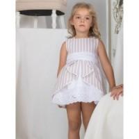 Vestido infantil Ámbar. MARTA Y PAULA. 0517
