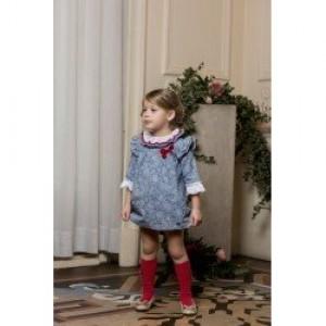 Vestido infantil niña 2249 V DOLCE PETIT